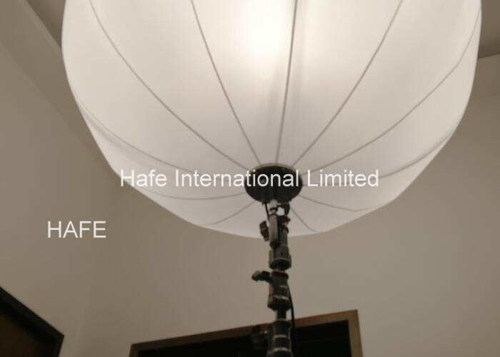 4.5 Ft Lighting Party Balloon Decorations With Halogen Tungsten 1200W Lamp