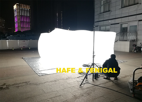 中国 Cube LED Movie Shooting 1000W Film Lighting Balloon 工場